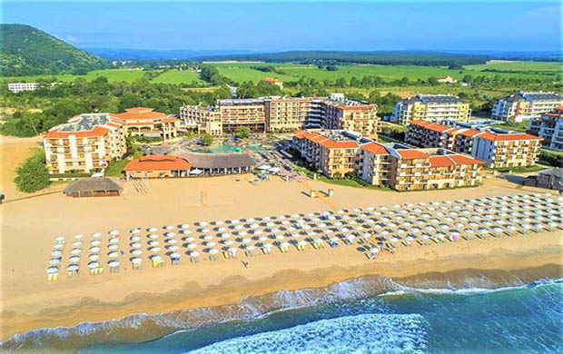 HVD Club Hotel Miramar 4*