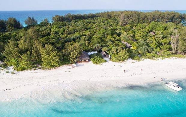 andBeyond Mnemba Island Lodge 5*