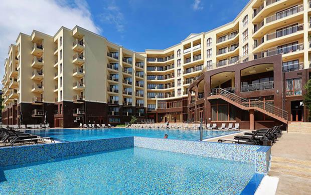 Golden Line Apart Hotel 4*
