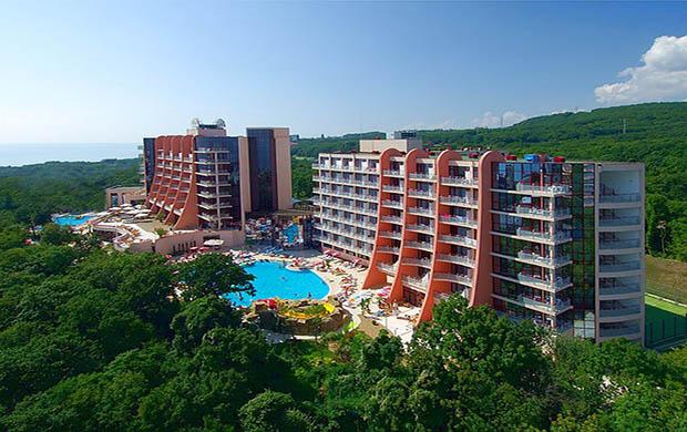 Helios Spa Hotel 4*