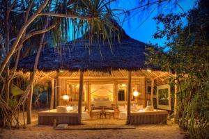 andBeyond Mnemba Island Lodge