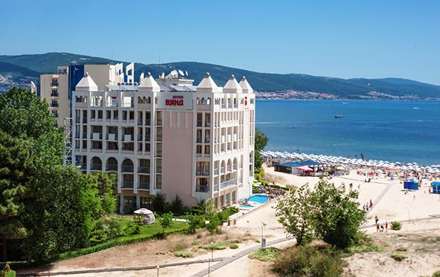 Viand Hotel Sunny Beach 4*