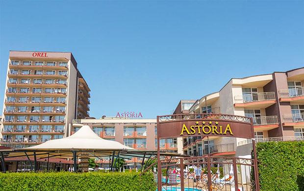 MPM Hotel Astoria 4*