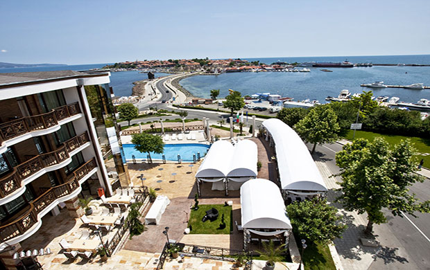 The Mill Hotel Nessebar 3*