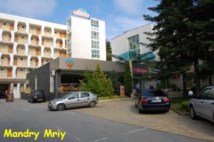 Hotel Malibu 3*