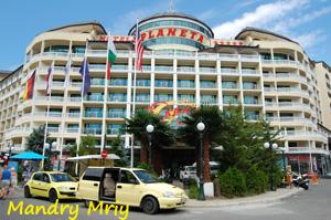 PLANETA HOTEL 5*