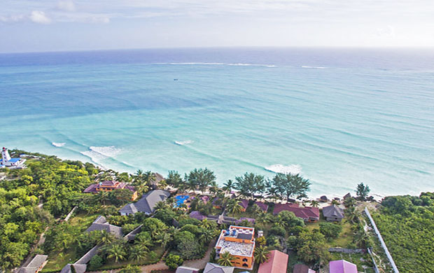 Mnarani Beach Cottages 3*