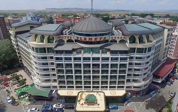 Planeta Hotel & Aquapark 5*