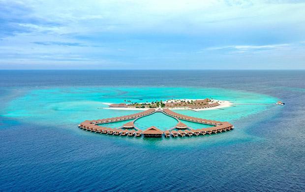 Cinnamon Velifushi Maldives 5*