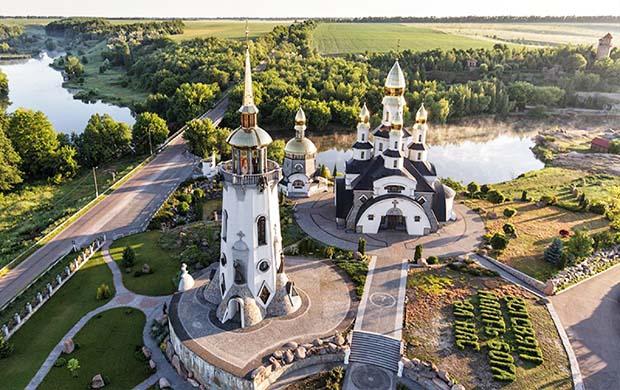 Дендропарк Александрия – село Буки – Белая Церковь