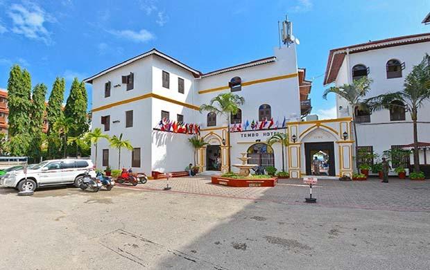 Tembo House Hotel 4*