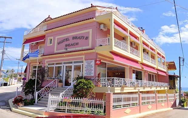 Brati II Beach Hotel 2*