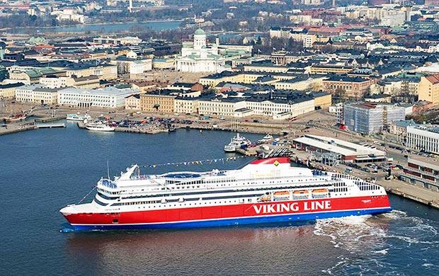 Таллин + круиз в Хельсинки