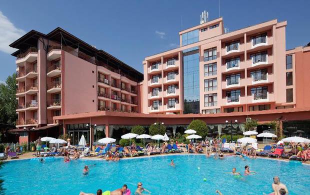 Izola Paradise Hotel 4*