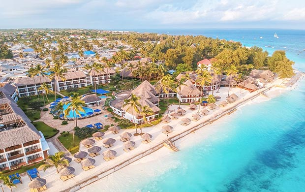 DoubleTree by Hilton Resort Zanzibar 4*