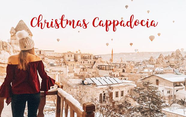 Рождественская Каппадокия