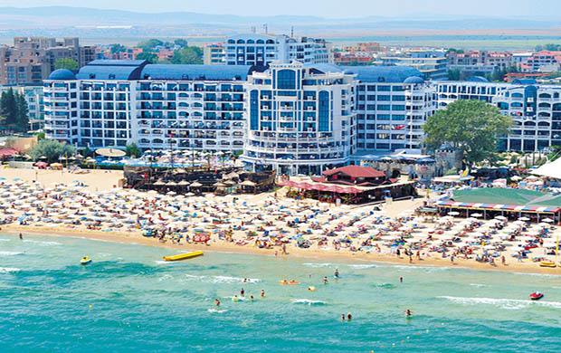Chaika Beach Resort 4*